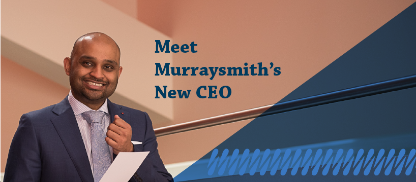 Murraysmith Names Chris Rayasam New President And CEO