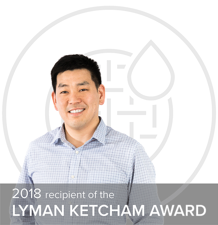 Rob Lee Receives PNCWA's Lyman Ketcham Award