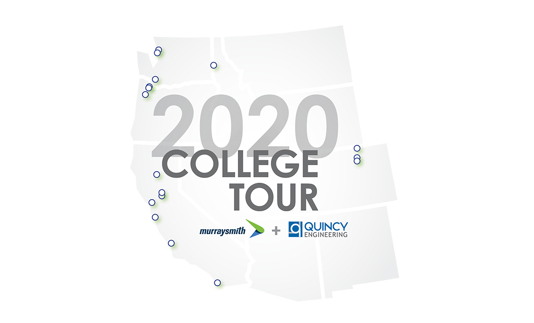 See What We're All About On Our 2020 Career Fair Tour
