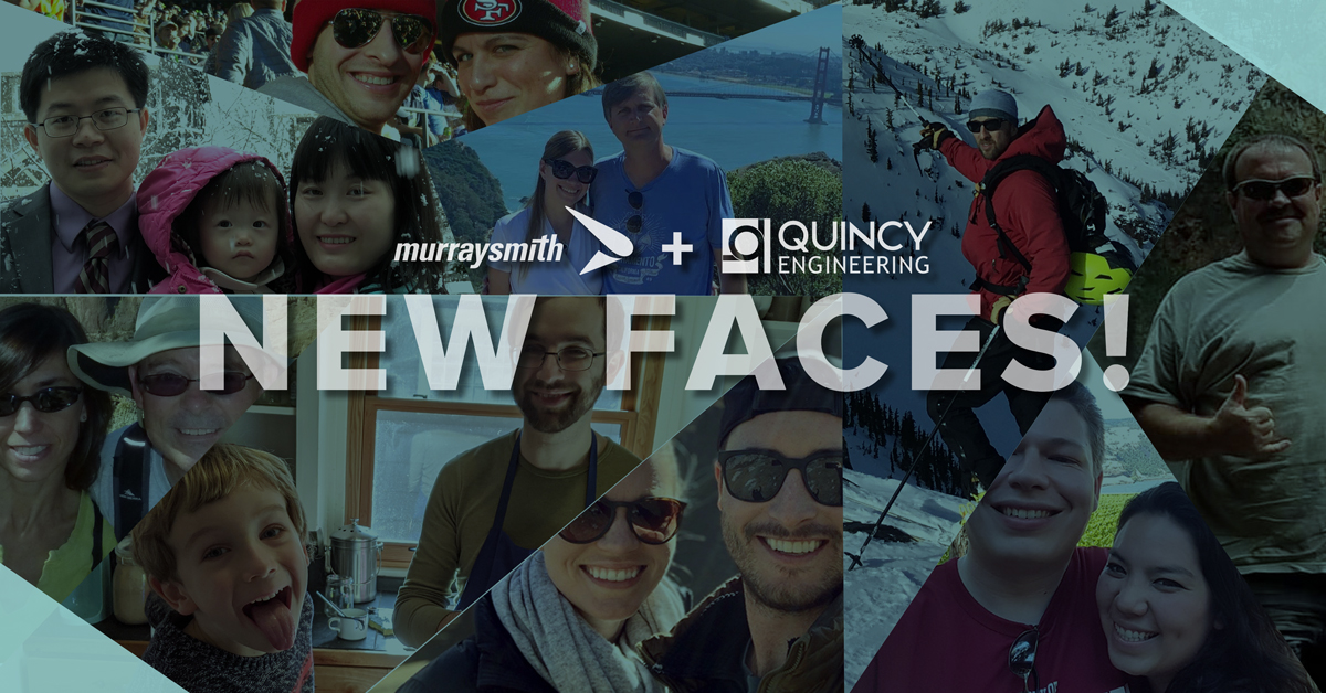 New Talent Making Things Happen At Murraysmith